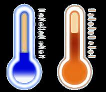 Temperature molto basse